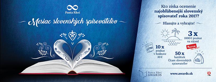 Hypersomnia bola nominovaná na ocenenie Panta Rhei Awards 2017