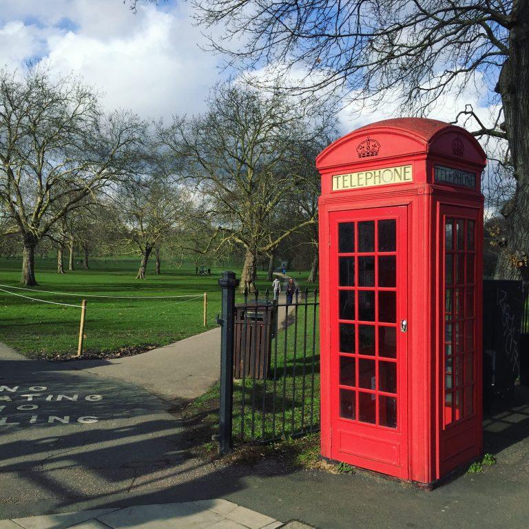 Po stopách insomnikov – Londýn